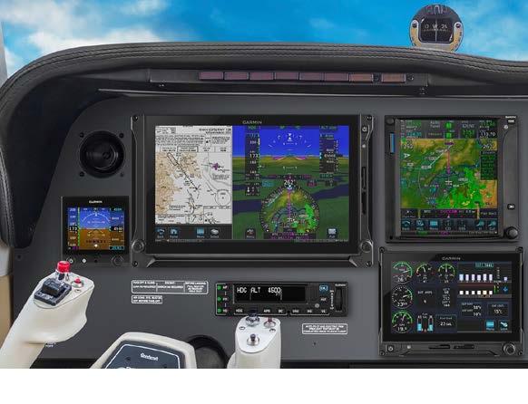 Garmin Updates TXi Flight Displays, GTN's, GFC Autopilots and G5's