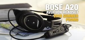 Bose 2018 promo