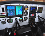 Garmin Glass Flight Instrument Panel